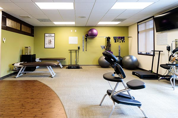 Chiropractic Crown Point IN Exercise Room