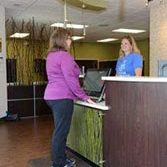 Chiropractic Merrillville IN Receptionist Desk